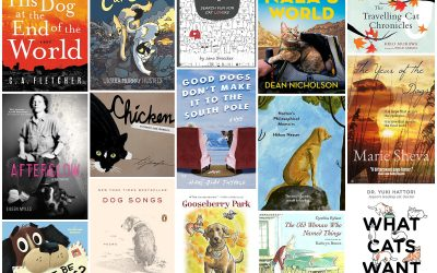 Seattle Pet Photographer Recommends: 15 Books to Buy for People Who Love Cats and Dogs